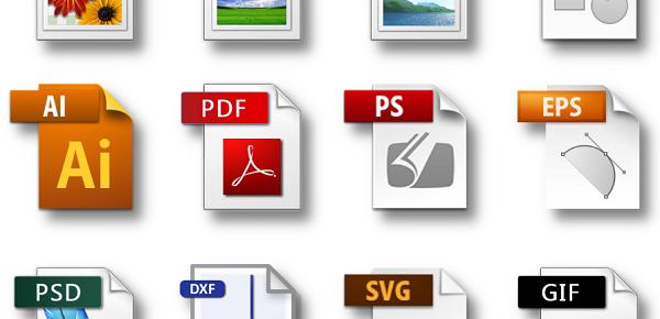 آشنایی با انواع مختلف فایل و طرز استفاده از آنها