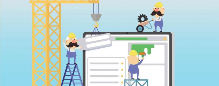 ویژگیهایی که یک ابزار ساخت سایت باید بدان مجهز باشد